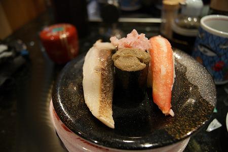新潟 きときと寿司1
