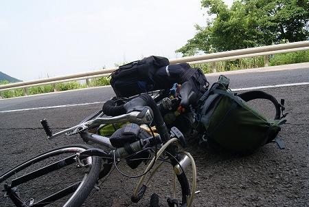 三坂峠 完敗