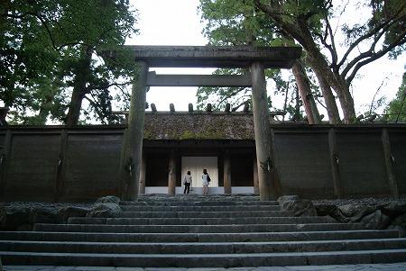 三重 伊勢神宮(内宮)