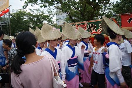 徳島 阿波踊り 女性