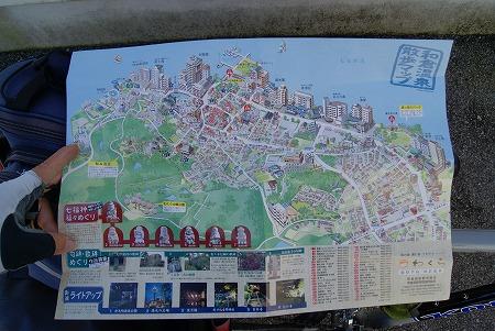 和倉温泉 MAP