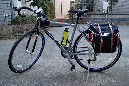 ツーリング用自転車