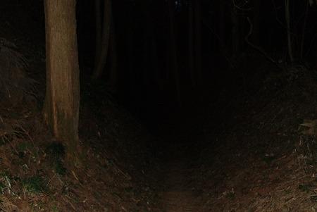 まっくら小仏峠