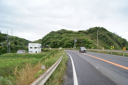 国道9号 島根