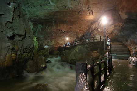 鍾乳洞 その2 山口