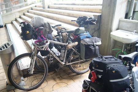 秋吉洞 自転車