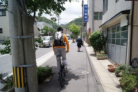 ふーちゃん 走行中