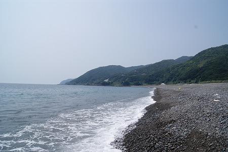 美浜町 煙樹海岸