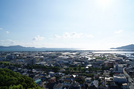 和歌の浦湾