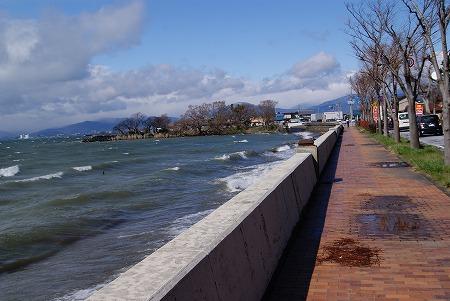 これが琵琶湖ですか?