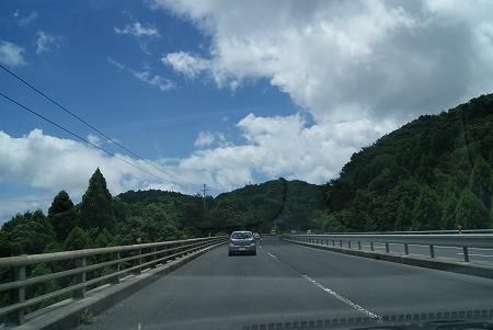 とある道その1 鹿児島