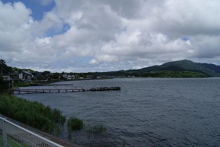 池田湖 鹿児島