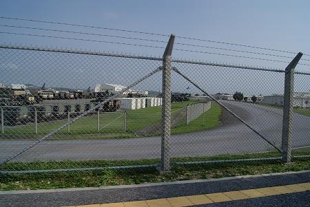 恩納村 米軍基地
