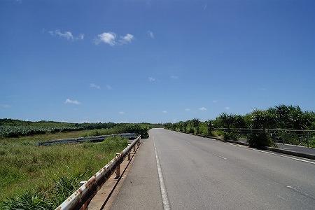波照間島 道路 その2