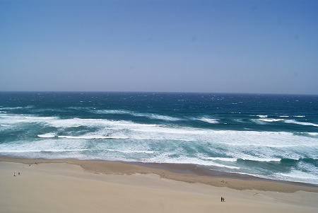 日本海 鳥取砂丘