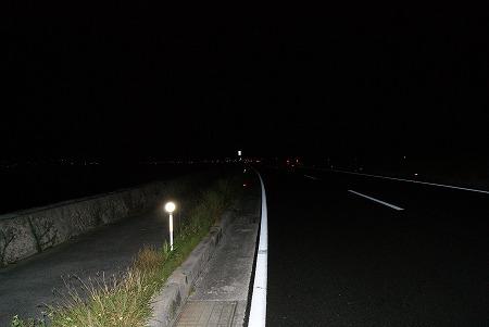 那覇 夜道 真っ暗