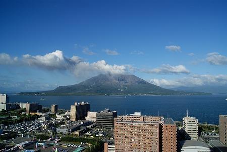 鹿児島 桜島 噴火