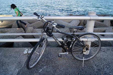 鹿児島 女性 自転車
