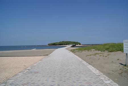 宮崎 青島