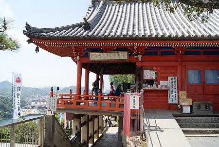 千光寺本堂