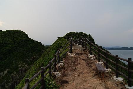 宮崎 絶壁歩道