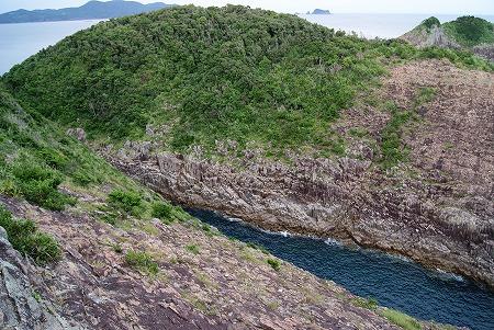 宮崎 断崖絶壁2