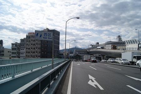 国道2号 厳島