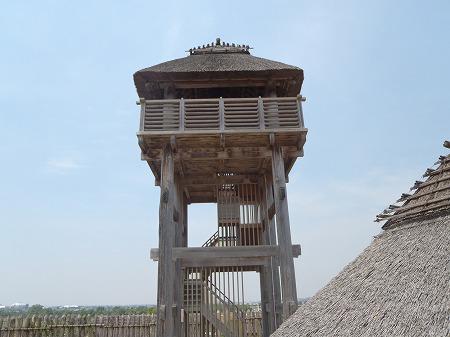 櫓 吉野ヶ里遺跡
