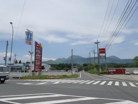 国道57号 阿蘇山 その3