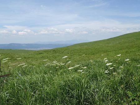 阿蘇山風景1