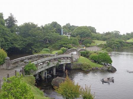 水前寺公園 風景