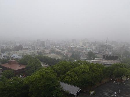 熊本城 風景