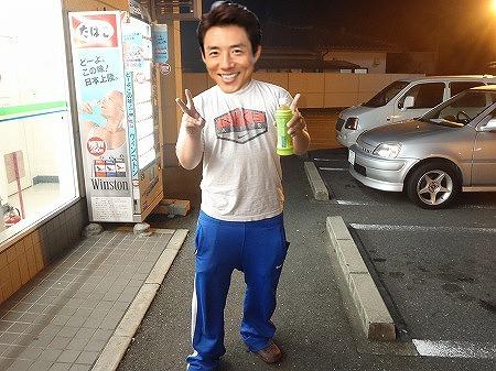 お茶 おにーさん 熊本