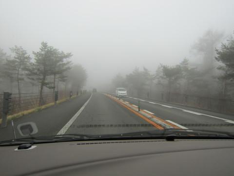 h25,3山中湖kーきり