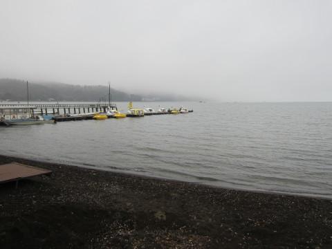 h25,3山中湖ーきり2