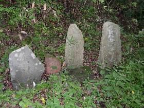 熊野神社・石碑群