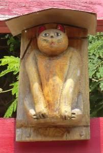 猫稲荷・鳥居03