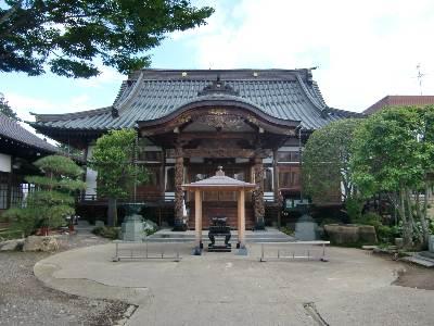 仙林寺01・本堂
