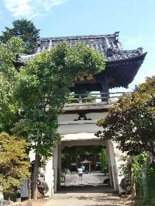 仙林寺22・山門2