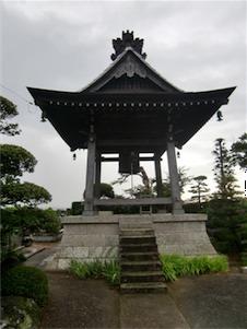 徳本寺03・鐘撞き堂