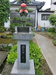 徳本寺09・おもいやり小僧