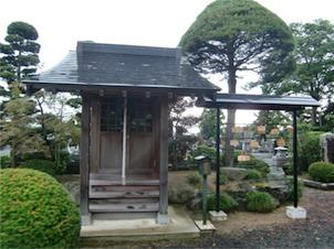 徳本寺05・文殊菩薩堂
