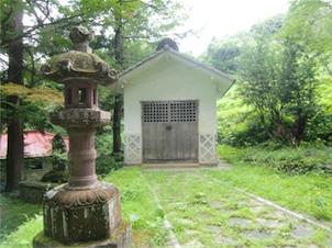 羽山神社・神輿庫?