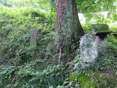 羽山神社・猫神など