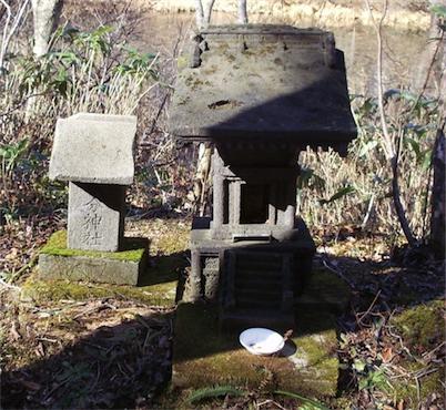 花渕山・雄沼・水分神社