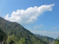 雲は形を変えてゆく