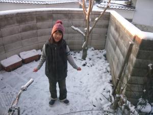 ゆうのんじ雪