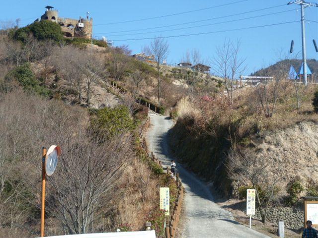 頂上への道のり③