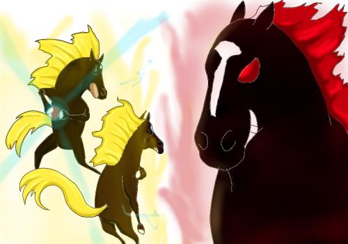 種牡馬戦争