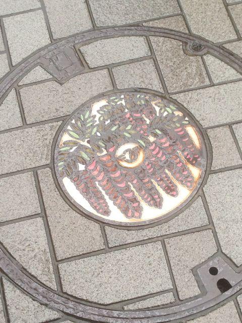 藤沢マンホール1